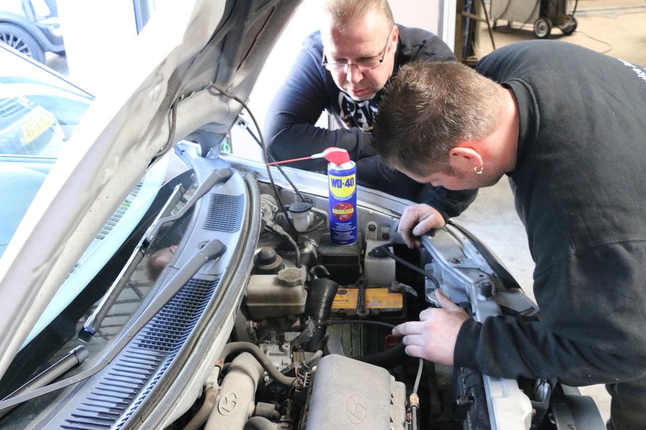 Autoreparatie van diverse automerken - Onderhoudsservice-Janse